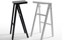 Matt Prince Design lever stool
